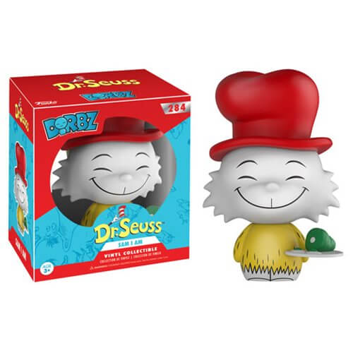 Figurine Dorbz Sam I Am Dr. Seuss