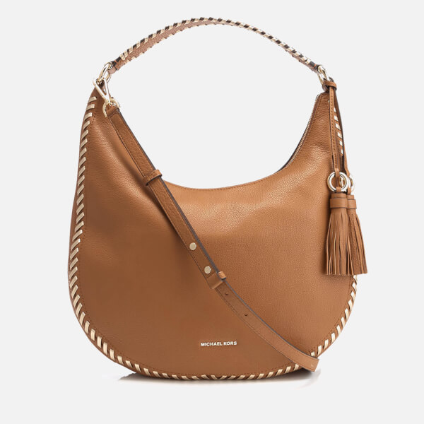 ef87f6d0d6e3 MICHAEL MICHAEL KORS Women s Lauryn Large Shoulder Bag - Acorn  Image 1