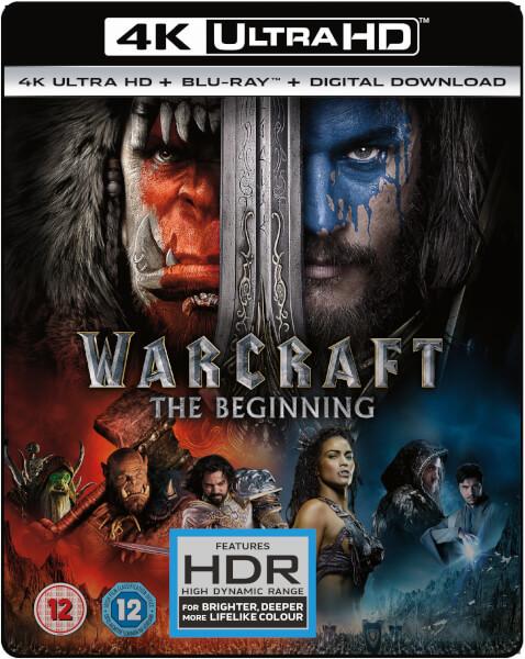 Warcraft - 4K Ultra HD