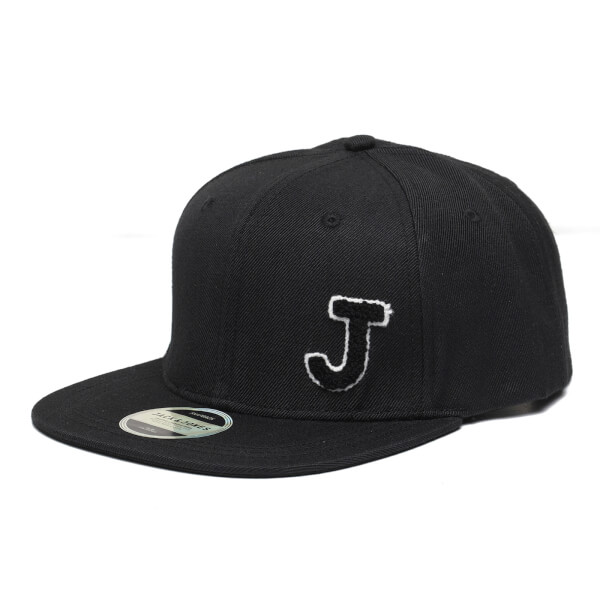jack jones men 39 s terry snapback cap black clothing. Black Bedroom Furniture Sets. Home Design Ideas