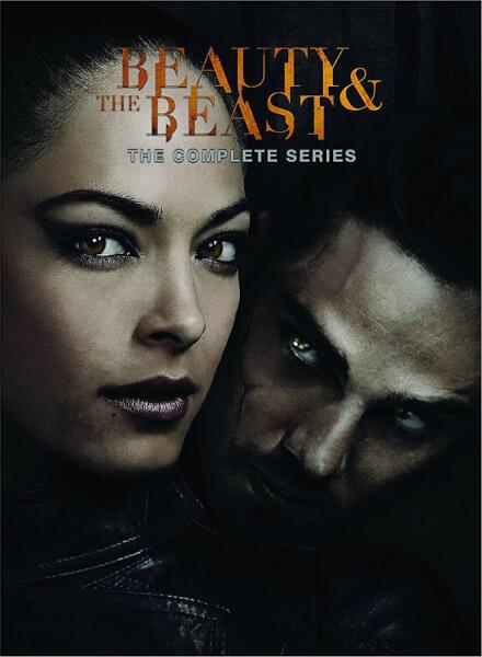 Beauty And The Beast - Season 1-4 Set