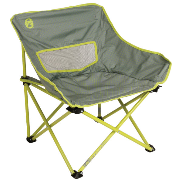 Coleman Breeze Kickback Chair - Lime
