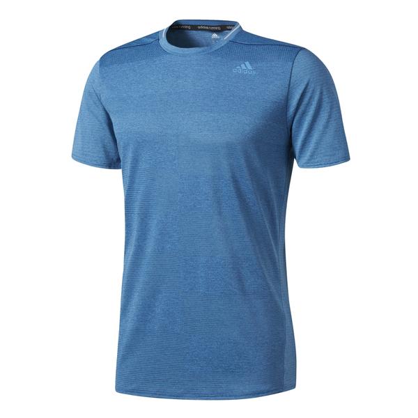 376e1e95a4cf adidas Men s Supernova Running T-Shirt - Core Blue Sports   Leisure ...