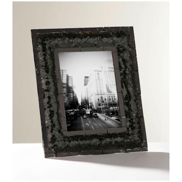 Cadre Photo Mosaïque 13 x 18 -Noir