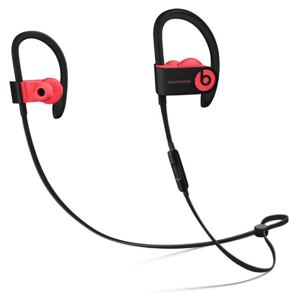 Beats by Dr. Dre Powerbeats3 Wireless Bluetooth Earphones - Siren Red