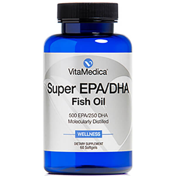 VitaMedica Super EPA/DHA Fish Oil Dietary Supplement
