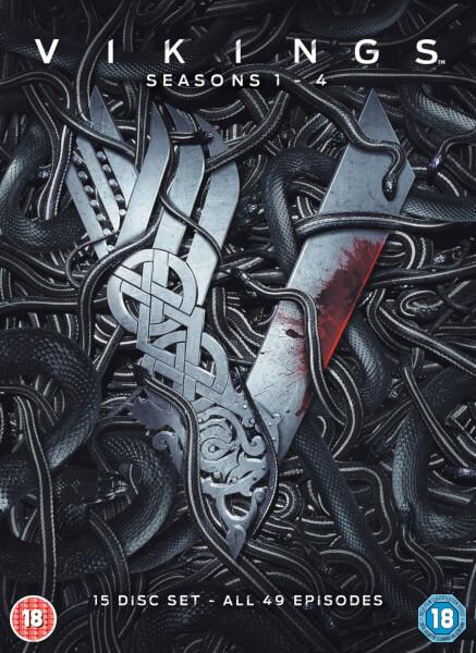 Vikings - Season 1-4