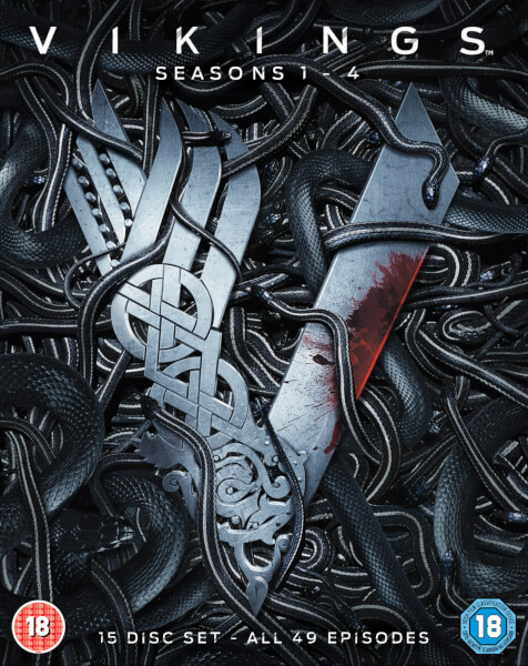 Vikings - Saisons 1-4