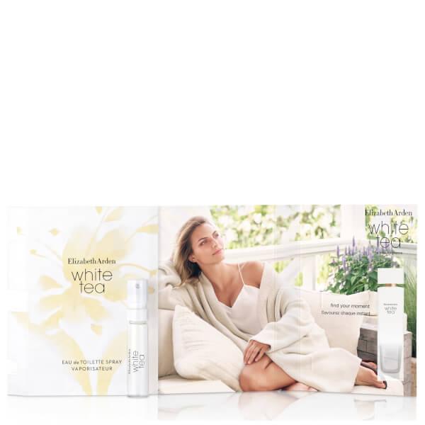 Elizabeth Arden White Tea Fragrance 1.5ml Sample