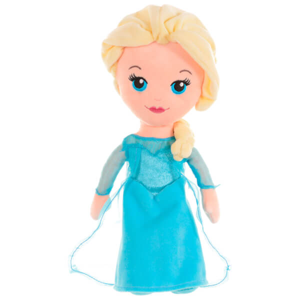 41fb9183808 Disney Frozen Cute Elsa Plush Doll - Large  Image 1