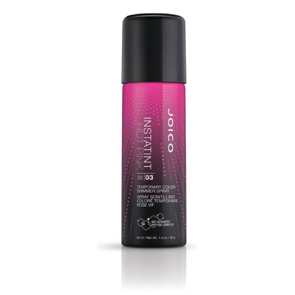Joico Instatint Hot Pink Temporary Color Shimmer Spray 50ml