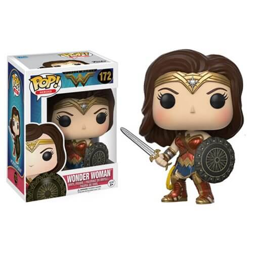 DC Wonder Woman Pop! Vinyl Figure