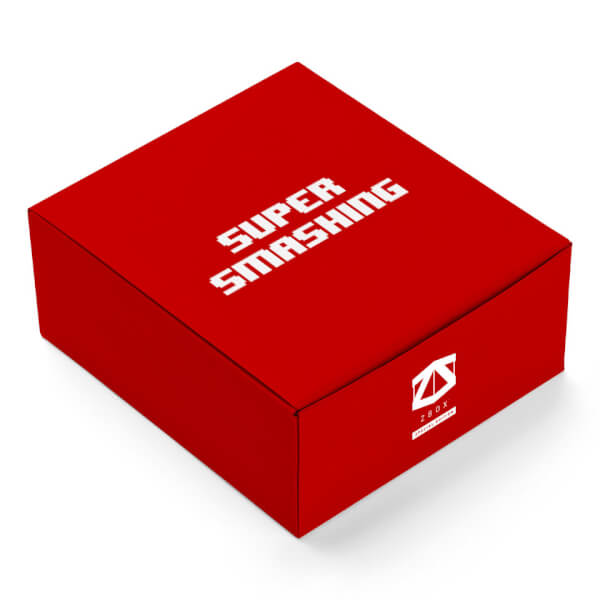 ZBOX Special Super Smashing Mystery Box