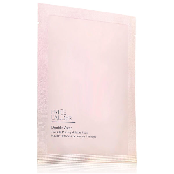 Estée Lauder Double Wear 3 Minute Priming Moisture Mask - Single Pack