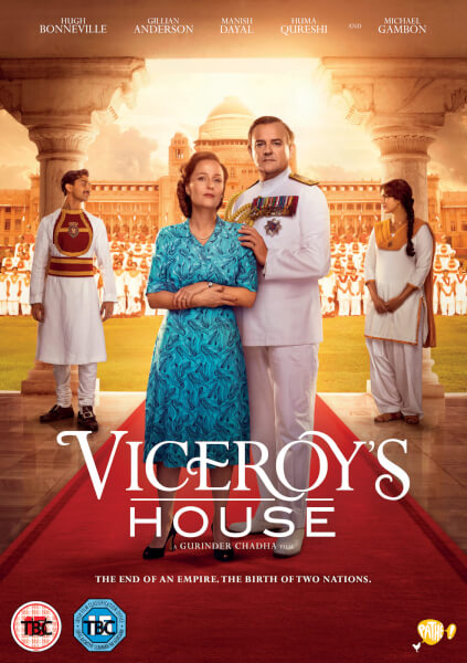 Image result for viceroy's house dvd cover