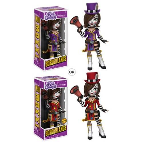 Borderlands Mad Moxxi Rock Candy Vinyl Figure