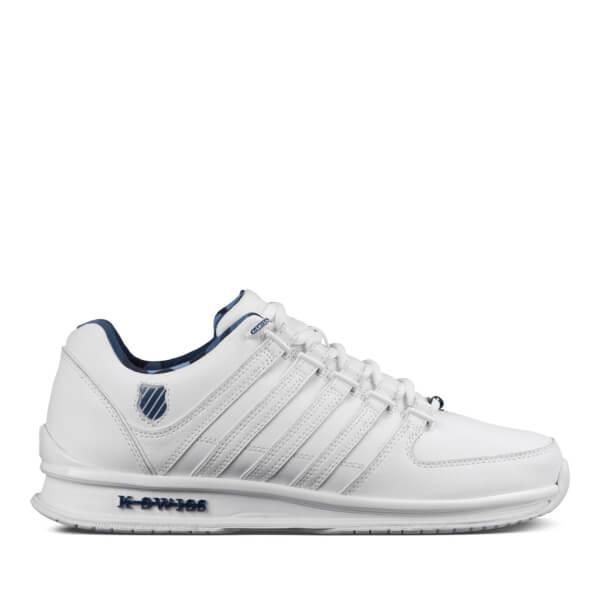 Baskets Homme Rinzler SP K-Swiss - Blanc / Bleu