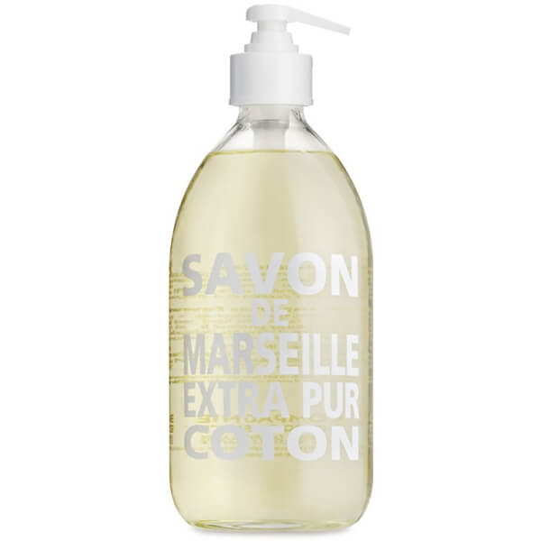 Compagnie de Provence Liquid Marseille Soap 500ml - Cotton Flower