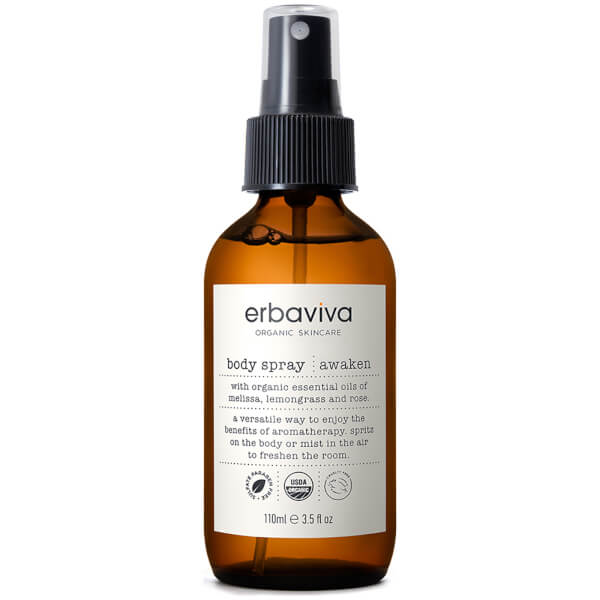Erbaviva Awaken Body Spray