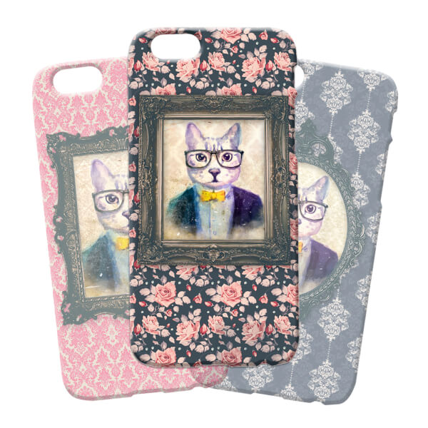 Coque pour iPhone and Android Chat