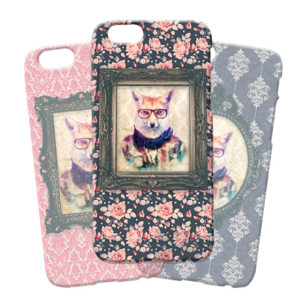 Coque pour iPhone and Android Renard