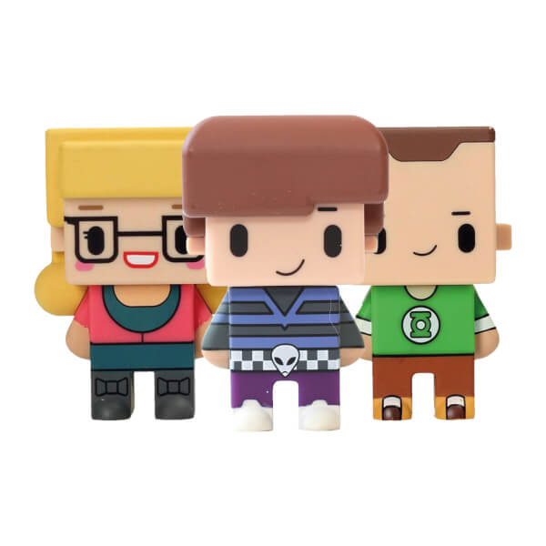 The Big Bang Theory - Pixel Figure - Blind Box