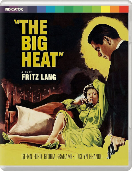 The Big Heat (Dual Format Limited Edition)