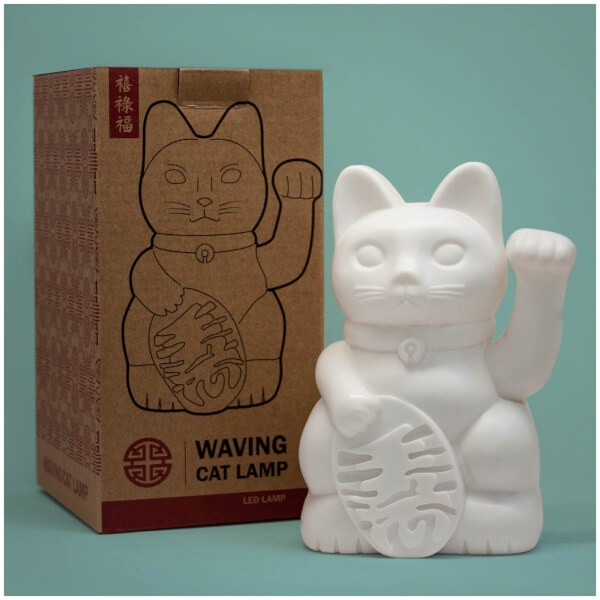Waving Cat LED Lamp