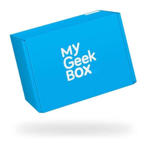 My Geek Box Birthday Box