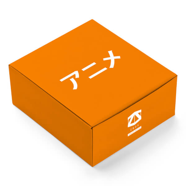 ZBOX Anime Collector's Mystery Box - Limited Edition