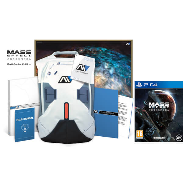 Mass Effect Andromeda Pathfinder Edition