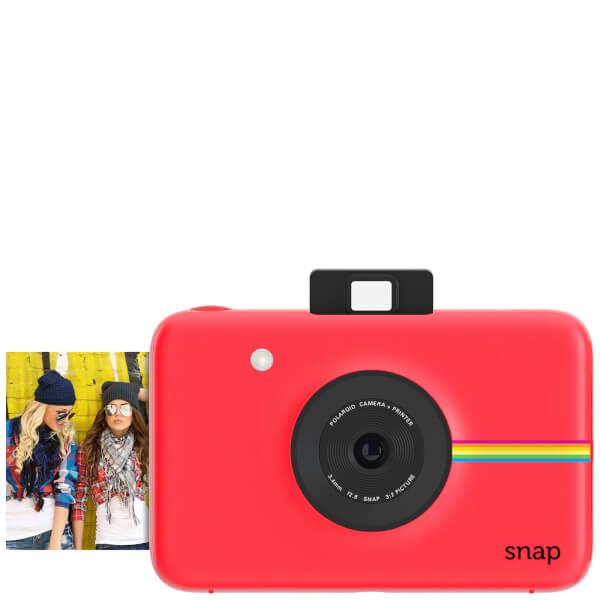 Polaroid Snap Instant Digital Camera - Red