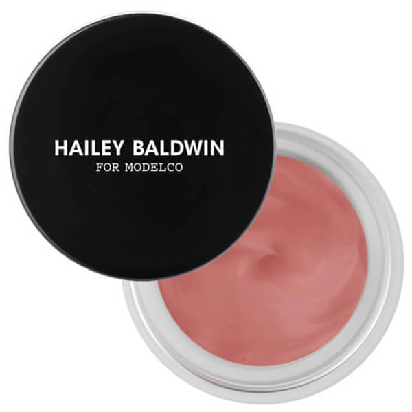 Hailey Baldwin for ModelCo Kiss Pot Rose Lip Balm