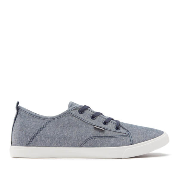 Tennis Homme Evacuate Crosshatch - Bleu Chambray