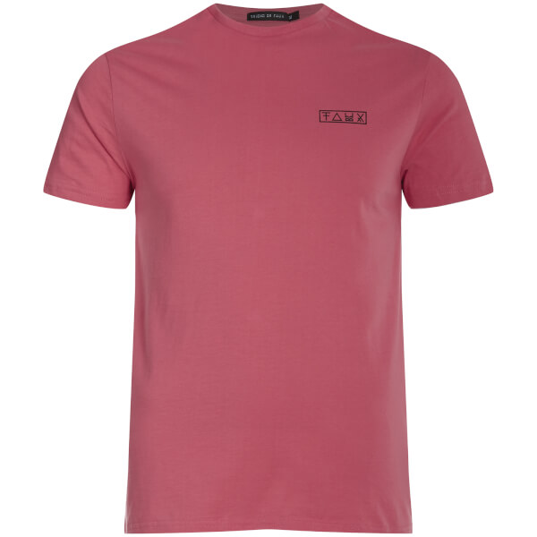 T-Shirt Homme Limitless Friend or Faux -Corail