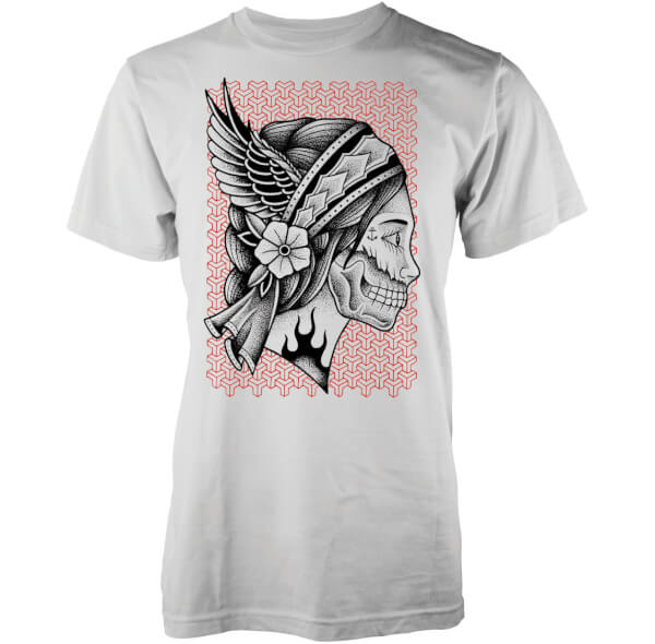 Abandon Ship Men's Jane Doe T-Shirt - White