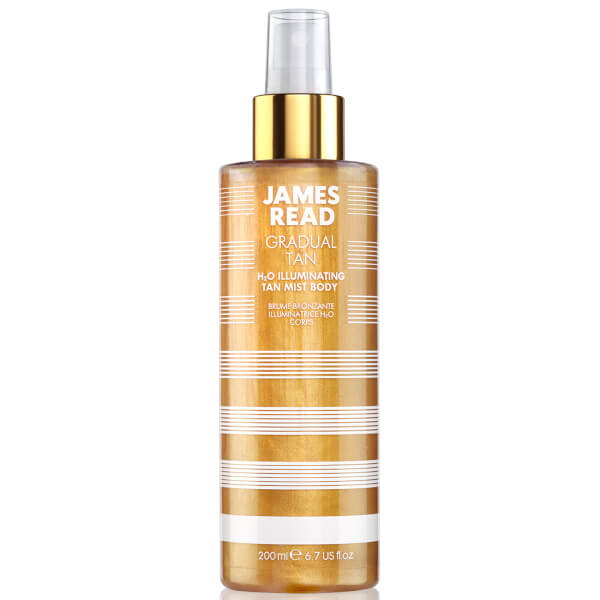 James Read H2O Illuminating Tan Mist 200ml