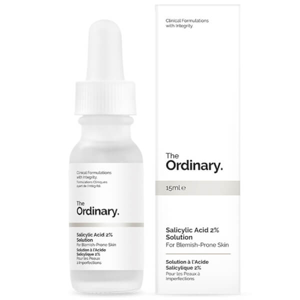 The Ordinary Salicylic Acid 2% Solution 15ml