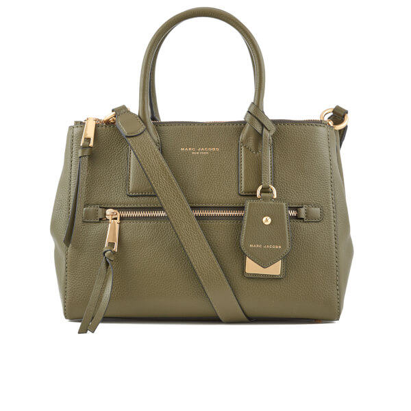 Marc Jacobs Women's Recruit East West Tote Bag - Army Green