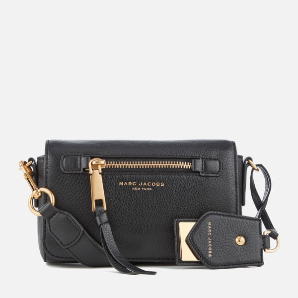 Marc Jacobs Women's Recruit Cross Body Bag - Black