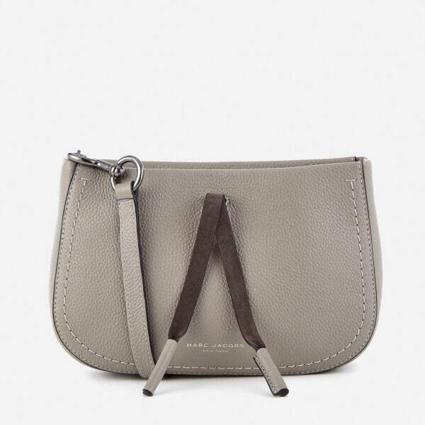 Marc Jacobs Women's Maverick Cross Body Bag - Smoke Grey