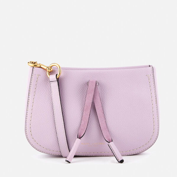 Marc Jacobs Women's Maverick Cross Body Bag - Pale Lilac