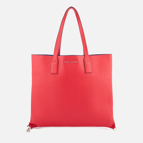 Marc Jacobs Women's The Wingman Soft Tote Bag - Rose Multi