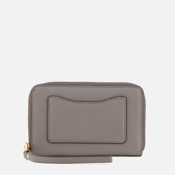 Marc Jacobs Women's Standard Continental Wristlet - Mink