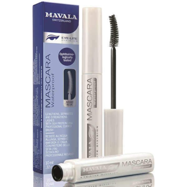 Mavala Treatment Waterproof Mascara - Night Blue 10ml