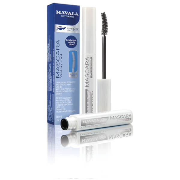 Mavala Treatment Waterproof Mascara - Blue Glacier 10ml