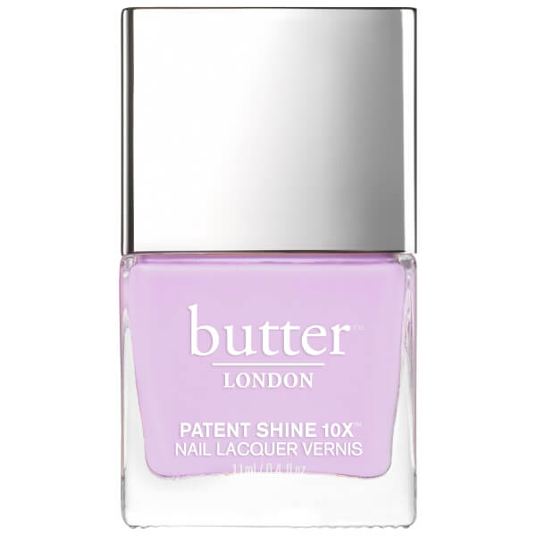 butter LONDON Patent Shine 10X Nail Lacquer English Lavender 11ml