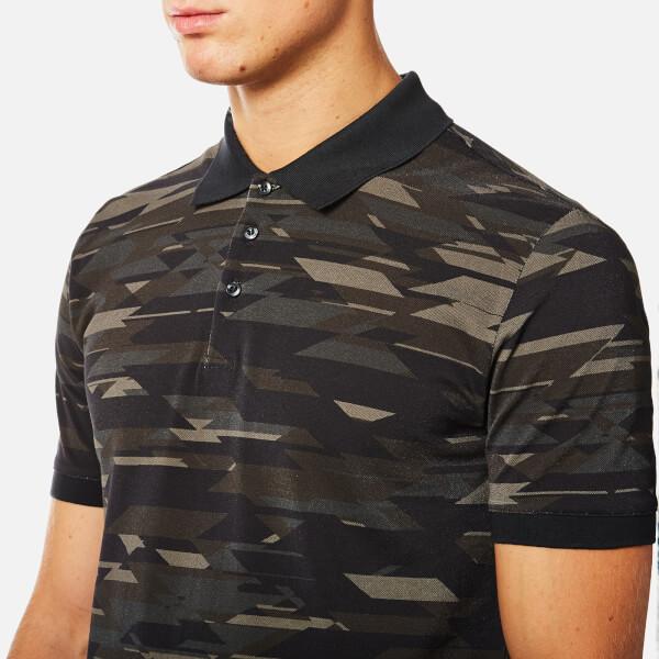 Green Mens Dress Shirt