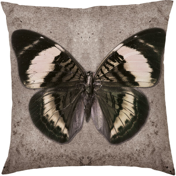 Lux Butterfly Cushion - Multi (45 x 45cm)