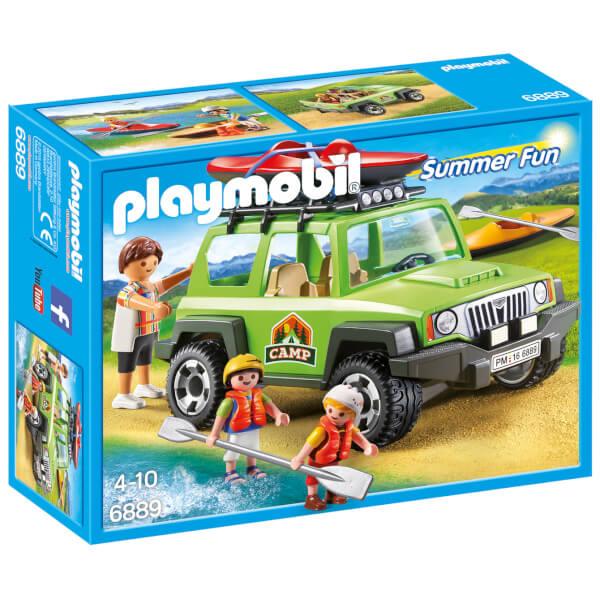 Playmobil Summer Fun Off-Road SUV (6889)